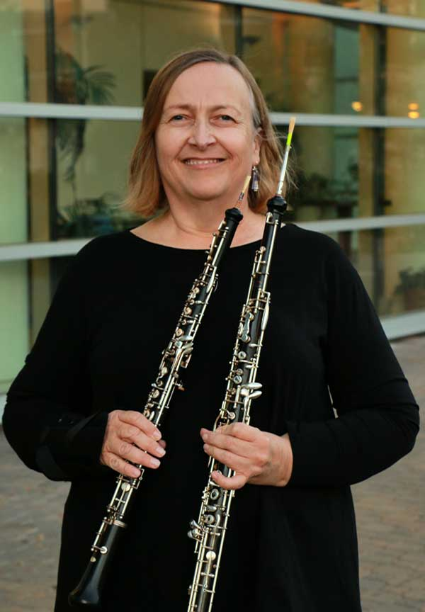 Barbara McCormick, Oboe and English Horn