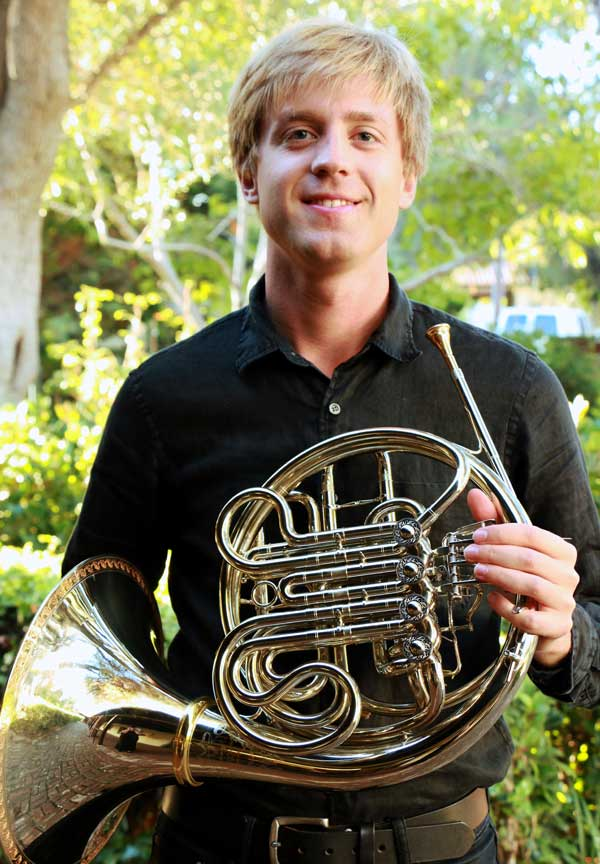 James Young, French Horn