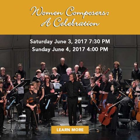 Women Composers: June 3, 7:30 and June 4, 4:00